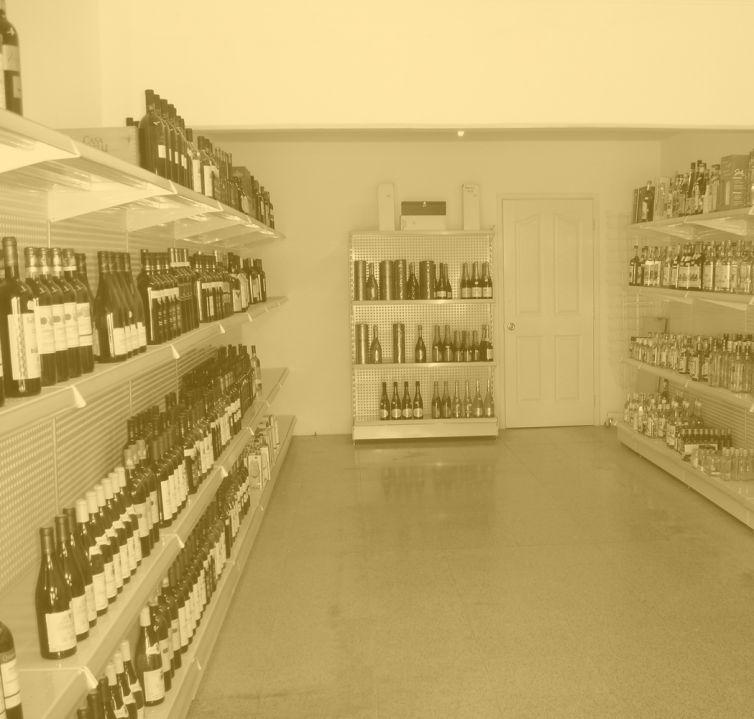 Beverage shop